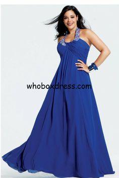 #plus #size #prom #dresses #blue #gowns
