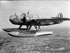 Netherlands' Fokker T.VIII-W heavy