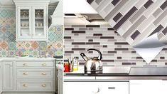 Kitchen Storage Solutions, Adhesive Tiles, Tile Floor, Kitchen Cabinets, Ideas Prácticas, Ideas Para, Blog, Info, Home Decor