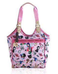 love this tokidoki bag!