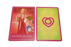 Dating Queen Card