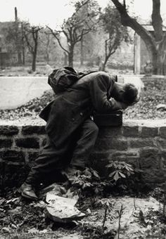 rankfurt, 1946, a german soldier returns home only to find his family no longer there.-
