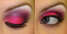 Valentine Eyes I by ~EleeceFace