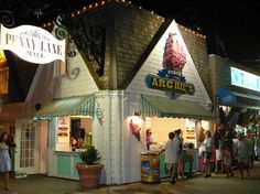 Archie's Homemade Ice Cream on PennyLane Mall,  Rehoboth Beach, DE