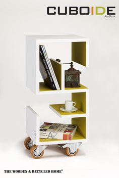 Cuboide - szafka pomocnik model 29 890.00 zł