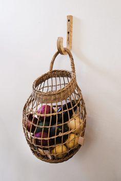 Baskiti: innovative storage solutions - A Table for One Hanging Baskets, Storage Solutions, A Table, Innovation, Christmas Bulbs, Holiday Decor, Home Decor, Fall Hanging Baskets, Homemade Home Decor