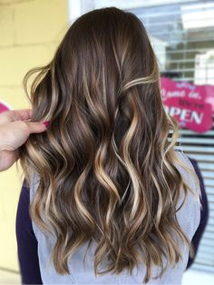 Balayage by Holly Painter at The Prissy Hippie Beauty Shop