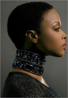 Chrisette Michele and her teeny-weeny afro. Teeny Weeny Afro, Natural Hair Styles For Black Women, Natural Styles, African Models, Black Hair Care, Natural Hair Inspiration, Black Is Beautiful, Beautiful Goddess, Beautiful People