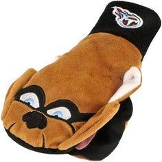 Tennessee Titans Mascot Mittens