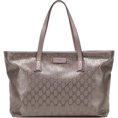 Gucci 211137 FU4FN 5462 Medium Tote Bag Mauve    gucci-bags-store.net