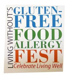 Review-Living Without's gluten-free food allergy festival