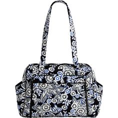 By removing the stroller straps, this Stroll Around Baby Bag from Vera Bradley converts from on-board storage to a stylish shoulder bag in seconds. Multiple pockets keep all of your items organized, and a built-in changing pad snaps off for quick action. Baby Nursery Furniture, Carry All Bag, Diaper Bag, Nappy Bags, Beautiful Bags, Baby Shop, Vera Bradley, Fendi, Gym Bag