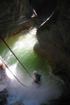 Canyoning dans les gorges du pont du diable massif des bauges guide touristique…