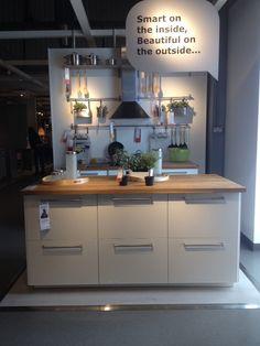 Luxury IKEA kitchen