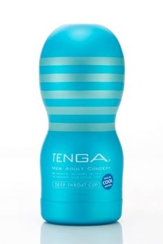 Masturbateur Tenga Cool Deep Throat Cup