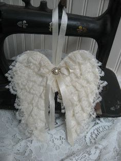 Treasures from the Heart: angel wings