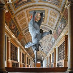 Features of Gravity for the Elephant, Paris, France  Unusual statues around the world  amoimages