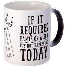 I feel like I really should have this mug. HAHA