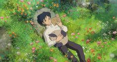 The Secret World of Arrietty [借りぐらしのアリエッティ Hepburn: Kari-gurashi no Arietti] (Hiromasa Yonebayashi, 2010)