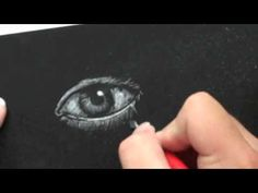 Scratchboard etching tutorial - this is super neat. A drawing technique focused on the negative space, using a blade of some sort to literally scratch off the black surface, making a neat sketch/design.