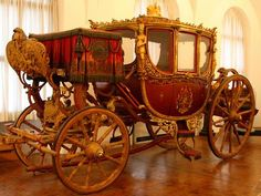 live-2-learn: royal carriage munich germany