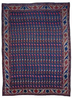 senneh*antique persian rug... i believe all of these Orley Shabahang Persian Carpets are made using vegetable dyes.. so beautiful ~