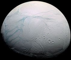 n-a-s-a:  Fresh Tiger Stripes on Saturn's Enceladus   I love planets and moons