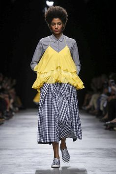 Rahul Mishra Fashion Show Ready to Wear Collection Spring Summer 2017 in Paris