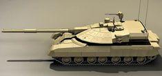 New T-95 Russian Main Battle Tank