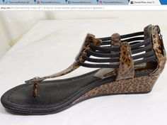 Donald Pliner shoes SZ 7.5 Dyna2 sandals leather patent leopard print gladiator. These shoes originally retailed for around $220. http://stores.ebay.com/thecurrentfashion/Footwear-/_i.html?_fsub=10878930012 , http://stores.ebay.com/thecurrentfashion?_dmd=2&_nkw=Leather | #TheCurrentFashion #eBay #eBayFashion #style #fashion #DonaldJPliner #DonaldPliner #DJPStyle #PlinerStyle #DonaldJPlinershoes #DonaldJPlinersandals #DonaldPlinershoes #DonaldPlinersandals #shoes #sandals #womensshoes #love…