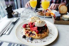 Birthday Breakfast at Duck & Waffle • London – HannahBanana.uk