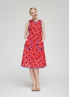 Nopsa dress   Dresses and Skirts   Marimekko