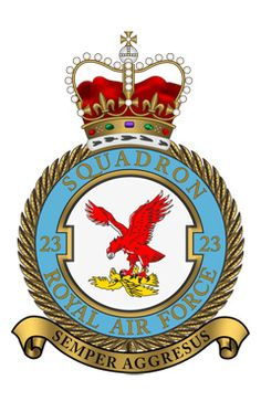 Royal Air Force - 23 Squadron