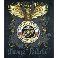 Semper Fi forever