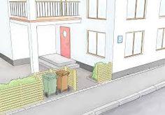 Bildresultat för staket soptunna