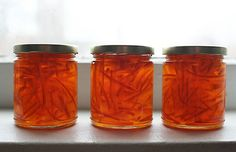 Seville Orange Marme