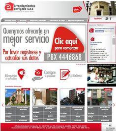 LA DIRECCIÓN DE NUESTRA PAGINA:  http://www.arrendamientosenvigadosa.com/