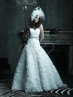 RK Bridal - Allure Couture Bridal - Style C201