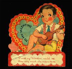 Valentines Ukelele