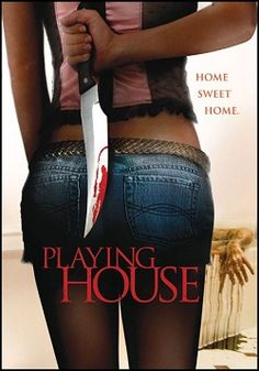 Maya Entertainment set to drop thriller Playing House on DVD this month! Horror Movie Posters, Horror Movies, Scary Movies, Great Movies, See Movie, Movie Tv, Beautiful Girlfriend, Lifetime Movies
