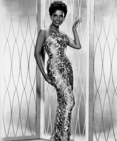 Lena Horne; so stylish and classy and gorgeous until the end.