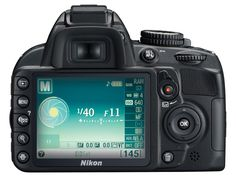 Here's a Nikon DSLR tip you perhaps didn't know... All Nikon DSLRs will show what aperture you're using ('F11' or f/11 in the example above). However, the Nikon D3000, D3100, D5000 and D5100 can also give you a graphical depiction of the aperture on their information displays.