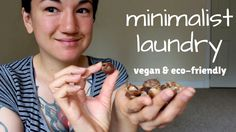 Tips to reduce laundry | minimalist, vegan, eco-friendly!