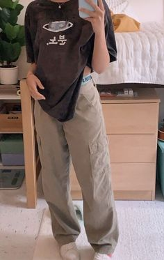 Adrette Outfits, Neue Outfits, Teen Fashion Outfits, Retro Outfits, Cute Casual Outfits, Vintage Outfits, Skater Girl Outfits, Hipster School Outfits, Skater Girls