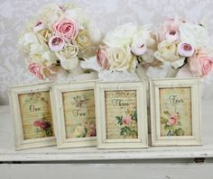 1000 images about inspiration shabby chic on pinterest shabby chic shab - Deco mariage vintage chic ...