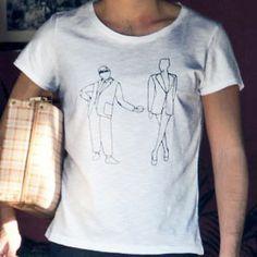 T-Shirt Uomo U G.Jones-Mr.Bean by Tuo tua