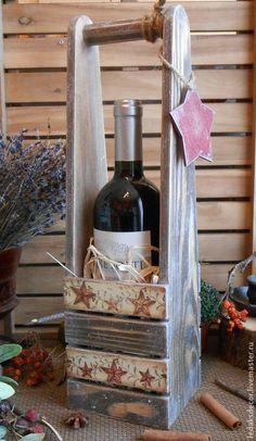 """Короб """"Country kitchen"""" - короб для хранения,короб для кухни,короб для вина"""