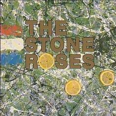 he Stone Roses: 'The Stone Roses' - The debut album from Madchester's favourite sons was created by guitarist John Squire with much influence from Jackson Pollock and his piece 'Bye Bye Badman' about the 1968 Paris riots. The lemons were a reference to the rioters who used them as an antidote to tear gas used by the Police.