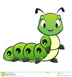 caterpillar cartoon stock photos pictures royalty free