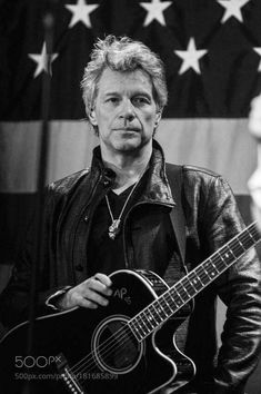 Jon Bon Jovi ...just older not old